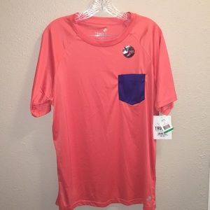 NWT Mens Trunks & Swim Co Swim Shirt Size Large